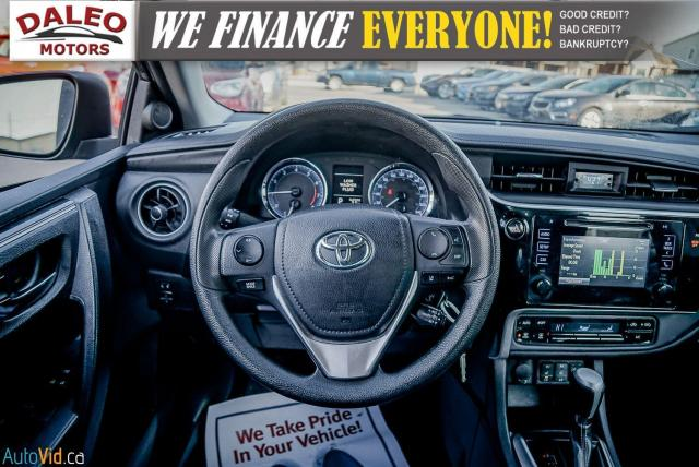2017 Toyota Corolla LE / HEATED SEATS / LOW KMS / POWER LOCKS & WINDOW Photo13