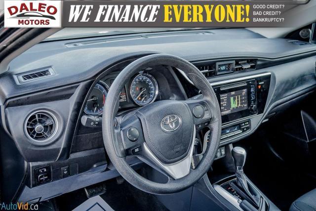 2017 Toyota Corolla LE / HEATED SEATS / LOW KMS / POWER LOCKS & WINDOW Photo16