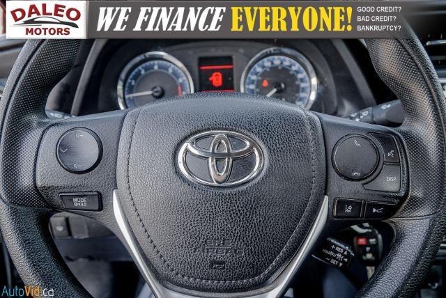 2017 Toyota Corolla LE / HEATED SEATS / LOW KMS / POWER LOCKS & WINDOW Photo18