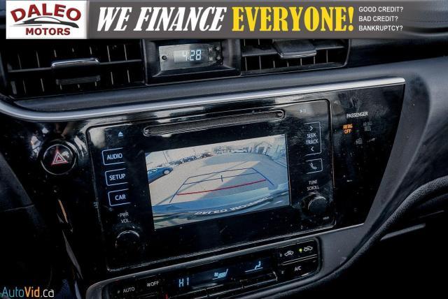 2017 Toyota Corolla LE / HEATED SEATS / LOW KMS / POWER LOCKS & WINDOW Photo22