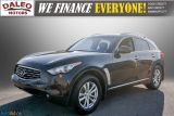 2010 Infiniti FX35 BACK UP CAM / LEATHER / HEATED & COOLED SEATS/ NAV Photo31