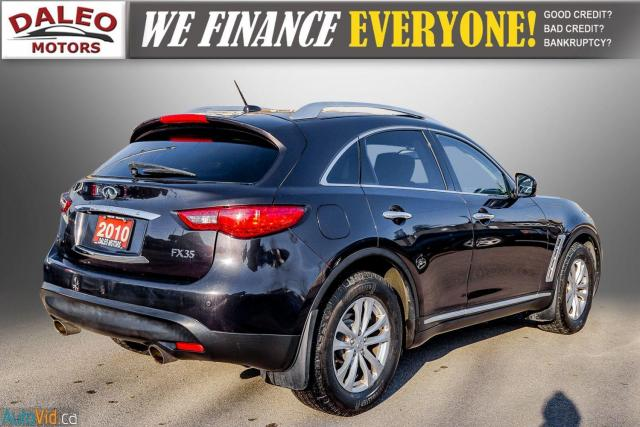 2010 Infiniti FX35 BACK UP CAM / LEATHER / HEATED & COOLED SEATS/ NAV Photo7