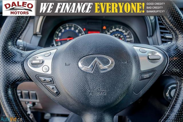 2010 Infiniti FX35 BACK UP CAM / LEATHER / HEATED & COOLED SEATS/ NAV Photo16