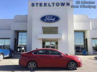 Used 2020 Kia Forte - Low Mileage for sale in Selkirk, MB