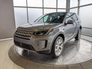 New 2021 Land Rover Discovery Sport PAYMENTS STARTING FROM $299 BI-WEEKLY for sale in Edmonton, AB