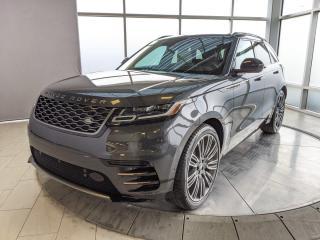 New 2021 Land Rover Range Rover Velar R-DYNAMIC HSE - P400 for sale in Edmonton, AB