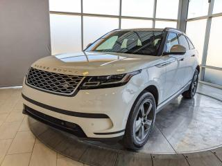 New 2021 Land Rover Range Rover Velar ACTIVE COURTESY VEHICLE for sale in Edmonton, AB
