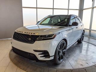 New 2021 Land Rover Range Rover Velar R-DYNAMIC HSE - P400 for sale in Edmonton, AB