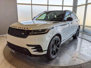 New 2021 Land Rover Range Rover Velar R-DYNAMIC S - P340 for sale in Edmonton, AB