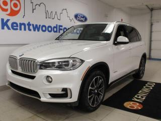 Used 2017 BMW X5 xDrive 35i | AWD | Heated Leather | Sunroof | Low KM for sale in Edmonton, AB