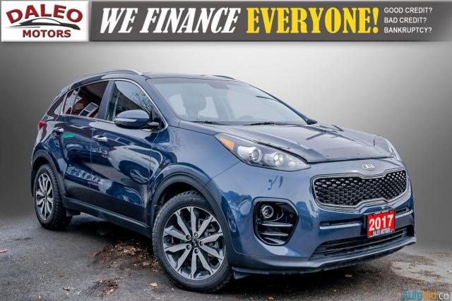 2017 Kia Sportage BACK UP CAM / HEATED SEATS / LOW KMS Photo1