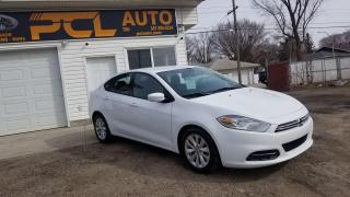 Used 2015 Dodge Dart AERO for sale in Edmonton, AB