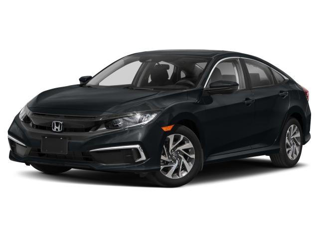 2021 Honda Civic SDN EX CIVIC 4 DOORS