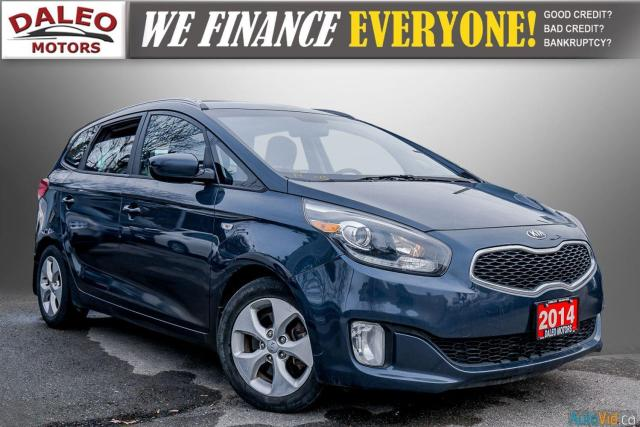 2014 Kia Rondo LX / HEATED SEATS / POWER LOCK AND POWER WINDOWS /