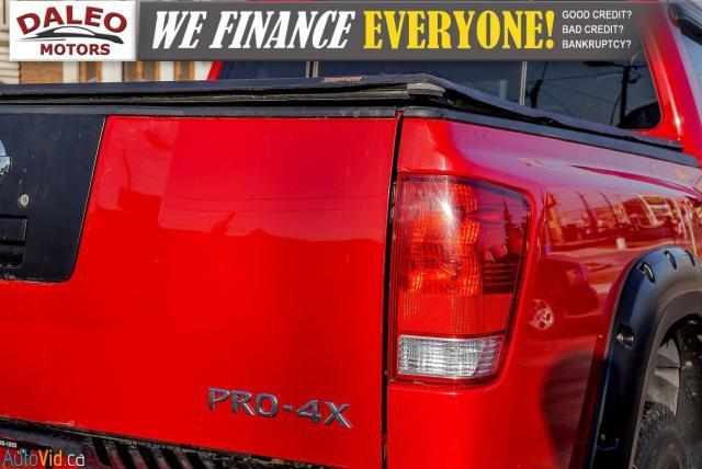 2011 Nissan Titan AWD / POWER DRIVER SEAT & WINDOWS / LOW KMS Photo9