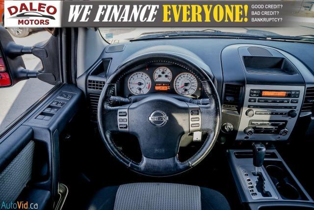 2011 Nissan Titan AWD / POWER DRIVER SEAT & WINDOWS / LOW KMS Photo14