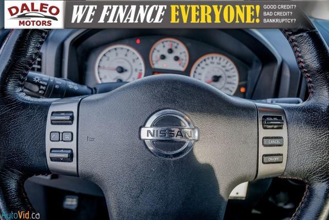 2011 Nissan Titan AWD / POWER DRIVER SEAT & WINDOWS / LOW KMS Photo19