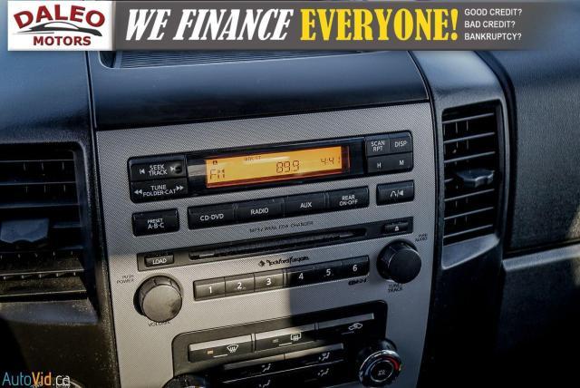 2011 Nissan Titan AWD / POWER DRIVER SEAT & WINDOWS / LOW KMS Photo22