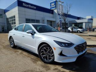 New 2021 Hyundai Sonata Preferred: REMOTE START/PROXY KEY/FULL SAFETY PKG for sale in Edmonton, AB
