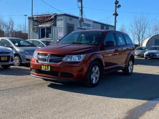 Used 2013 Dodge Journey Canada Value Pkg for sale in Kitchener, ON