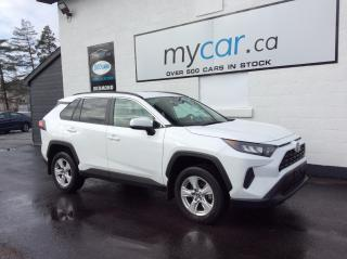 Used 2019 Toyota RAV4 LE ALLOYS, HEATED SEATS, BACKUP CAM!! for sale in Kingston, ON