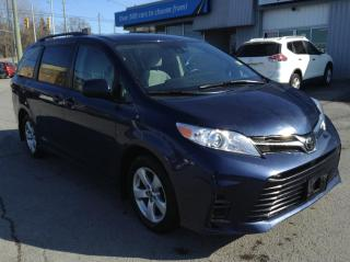 Used 2020 Toyota Sienna LE 8-Passenger HEATED PWR SEAT, PWR DOORS, ALLOYS, MYCAR POWERBUY for sale in Kingston, ON
