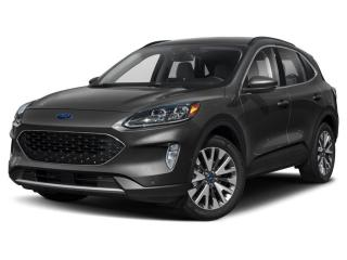 New 2021 Ford Escape Titanium Hybrid for sale in Surrey, BC
