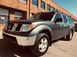 Used 2006 Nissan Frontier SE Crew Cab 4WD ( Trade In Special ) for sale in Mississauga, ON