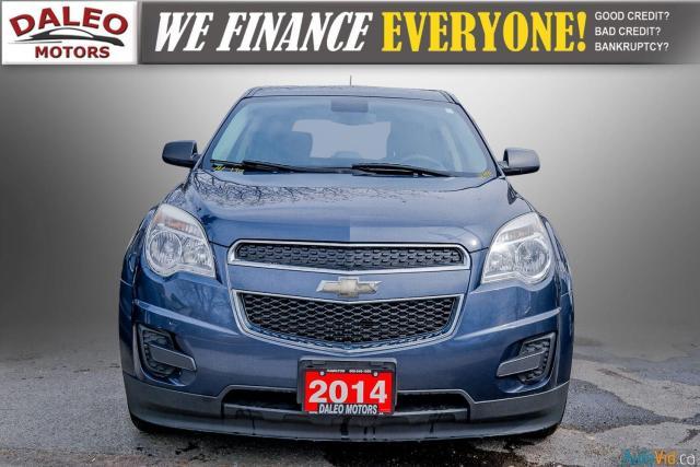 2014 Chevrolet Equinox LS / AWD / 5 PASSENGERS / POWER LOCK / POWER WIDOW Photo3