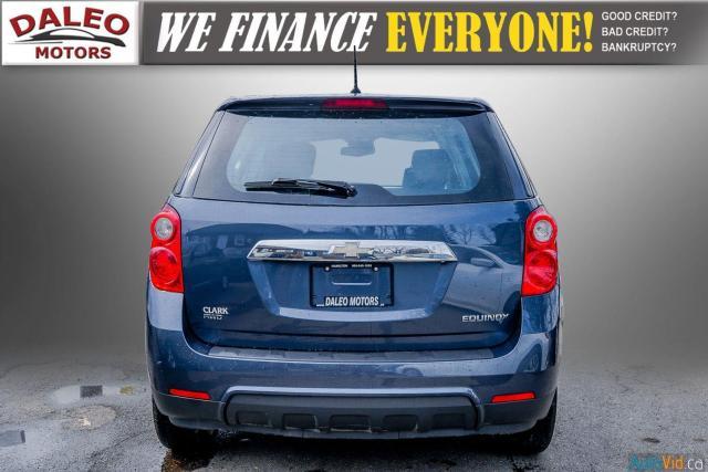 2014 Chevrolet Equinox LS / AWD / 5 PASSENGERS / POWER LOCK / POWER WIDOW Photo7