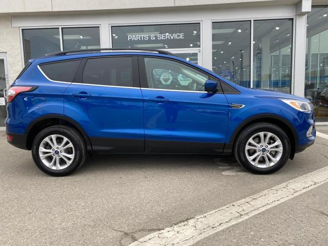 2018 Ford Escape ESCAPE SE