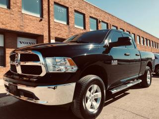 Used 2013 RAM 1500 Quad Cab In Tuxedo Black for sale in Mississauga, ON