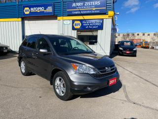Used 2011 Honda CR-V EX for sale in Kitchener, ON