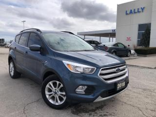 Used 2018 Ford Escape SE|HEATED SEATS|BACKUP CAMERA|BLUETOOTH for sale in Leamington, ON
