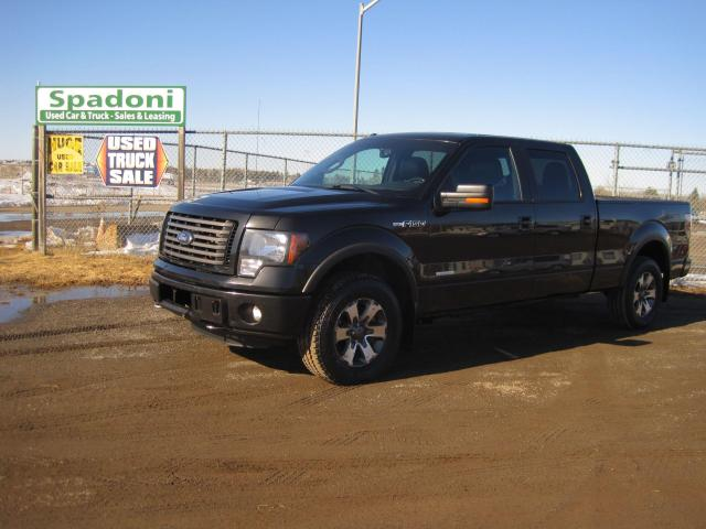 2012 Ford F-150 Leather