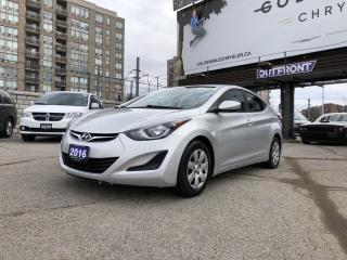 Used 2016 Hyundai Elantra GL for sale in North York, ON