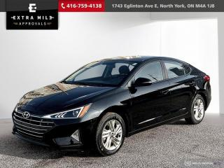 Used 2020 Hyundai Elantra Preferred for sale in North York, ON