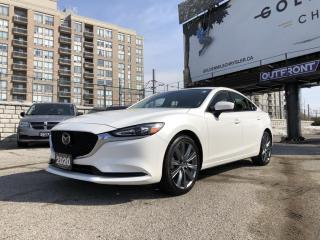 Used 2020 Mazda MAZDA6 GS-L No Accidents, Lane Departure Monitoring, Apple Car Play, Android Auto. for sale in North York, ON