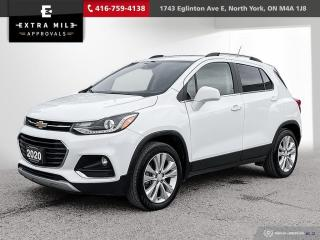 Used 2020 Chevrolet Trax Premier for sale in North York, ON