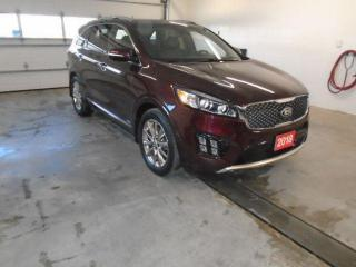 Used 2018 Kia Sorento SXL for sale in Owen Sound, ON
