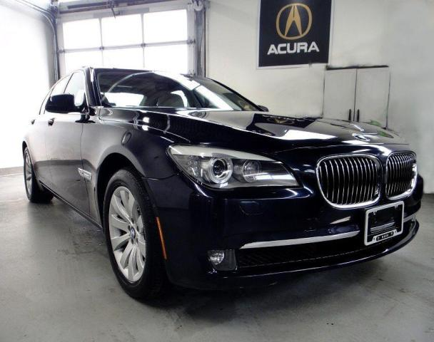 2010 BMW 7 Series 750IX Drive,ONE OWNER,DEALER MAINTAIN,NO ACCIDENT