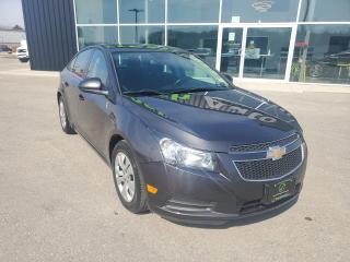 Used 2014 Chevrolet Cruze 1LT Winter & Summer Tires, Remote Start, Bluetooth!! for sale in Ingersoll, ON