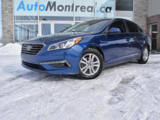 Used 2017 Hyundai Sonata GL AUTOMATIQUE SIÈGES CHAUFFANTS APPLE CARPLAY ANDROID AUTO 219$/MOIS for sale in Vaudreuil-Dorion, QC
