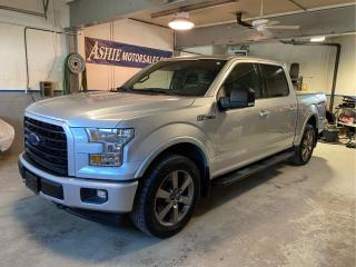 Used 2017 Ford F-150 for sale in Kingston, ON