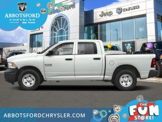 New 2021 RAM 1500 Classic Express  - $291 B/W for sale in Abbotsford, BC