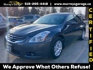 Used 2012 Nissan Altima 3.5 SR for sale in Guelph, ON