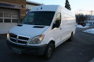 Used 2007 Dodge Sprinter for sale in Nepean, ON