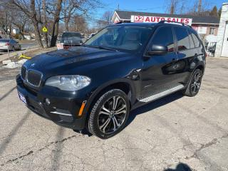 Used 2012 BMW X5 Accident Free/360°Camera/PanoRoof/Loaded/Certified for sale in Scarborough, ON