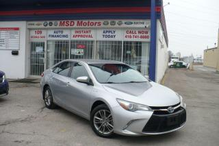 Used 2017 Toyota Camry SE Hybrid for sale in Toronto, ON