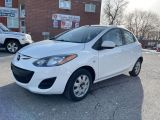 Photo of White 2013 Mazda MAZDA2